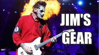 JIM ROOT'S GEAR THROUGH THE YEARS