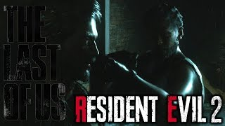 Resident Evil 2 - Henry and Sam