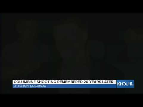 Watch live: Victims of Columbine shooting remembered 20 years later