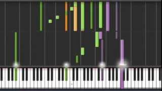 kiss me Goodbye - Angela Aki - Synthesia
