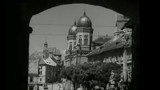 preview picture of video 'Bratislava (1919-1938)'