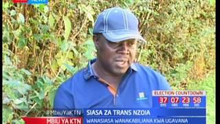 Kinyang'anyiro cha ugavana Trans Nzoia