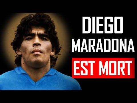 Diego Maradona Est Mort [Mais Pas Son Dernier Message]| H5 Motivation Diego Maradona Est Mort [Mais Pas Son Dernier Message]| H5 Motivation