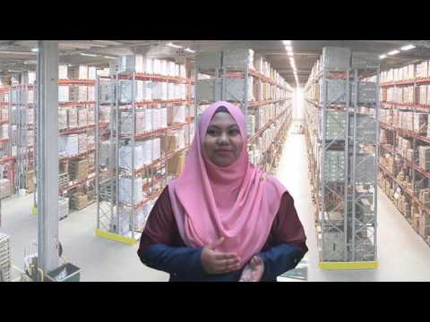 WAREHOUSE MANAGEMENT AND OPERATION COURSE - 1 ...