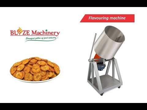 Flavoring Machine (Mild Steel)
