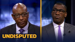 Eric Dickerson and Shannon Sharpe talk TO skipping his HOF induction   NFL   UNDISPUTED