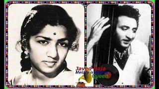 G M DURRANI & LATA JI-Film-MAANG-1950-Aao Baitho Baat