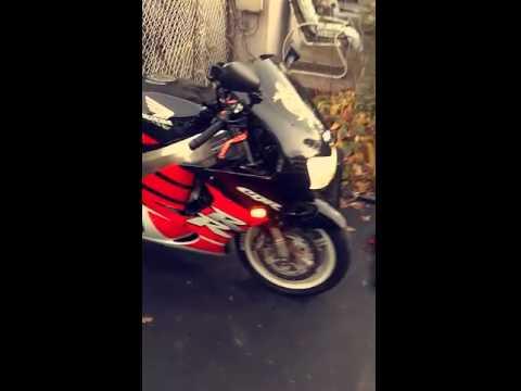 Honda CBR900RR |Led Turn signal install| Update 3