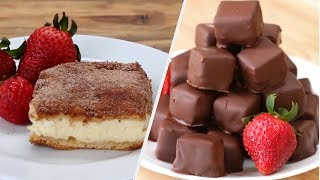 6 Fun Ways To Up Your Cheesecake Game • Tasty