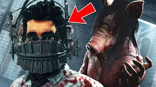 ESCAPE THE SAW TRAP!! (Dead by Daylight: SAW DLC)