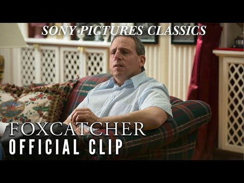 Foxcatcher (Clip 'I Want to Win Gold')