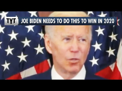 Joe Biden Needs To Do This To Win in 2020