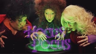 How to get Hocus Pocus Sarah Sanderson Look!