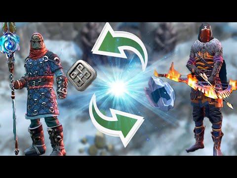 Тимеры лютуют ! Самый действенный способ для обмена ! Frostborn: Action RPG