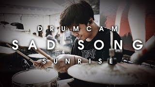 SUNRISE - Intro + Sad Song (Live at Stellar Fest 2018) [Drumcam] Bounty Ramdhan
