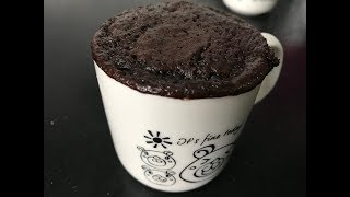 can you make mug cake without baking powder