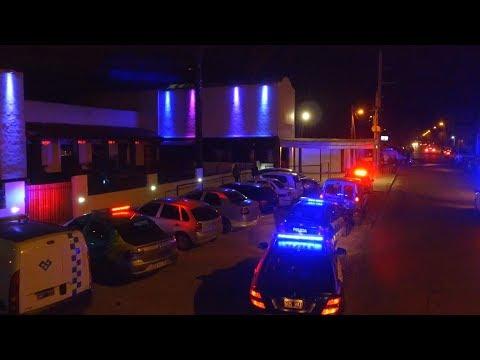 Clausuraron tres boliches en un operativo contra irregularidades en la nocturnidad