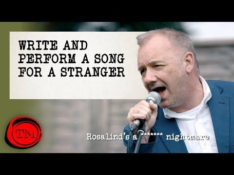 Složte cizímu člověku písničku