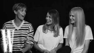 Charlize Theron, Margot Robbie and Nicole Kidman Get Candid