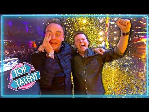 TOP 5 GOLDEN BUZZERS on Britain's Got Talent 2019   Top Talent (видео)