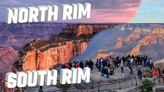 What's the Difference Between North Rim and South Rim?