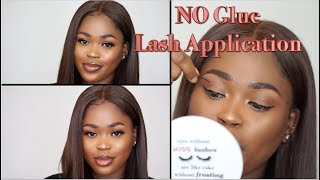 Super Fast & Easy No-Glue Lash Application With KISS Magnetic Lashes & Liner
