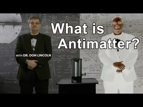 facts about antimatter Matter and antimatter are always produced in equal amounts still, observations  show that the universe is entirely made of matter and there is.
