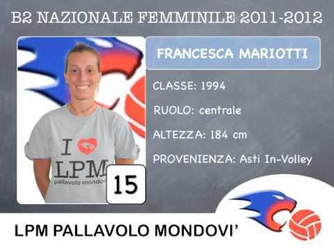Preview video Presentata la stagione 2011-2012 dell´LPM Pallavolo Mondovì