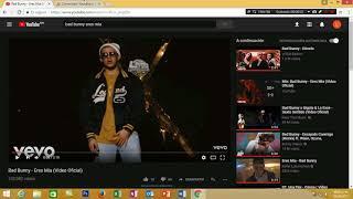 Como R Musica  Desde Youtube Playrecords