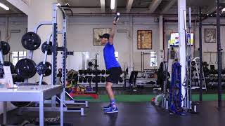 Squat Mobility BB Overhead 1