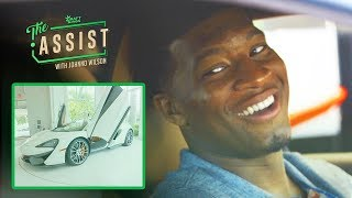 Jameis Winston Test Drives A $400000 Rolls Royce  The Assist