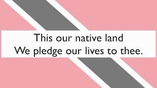 Trinidad & Tobago National Anthem Karaoke