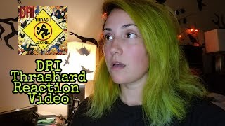 DRI Thashard Reaction Video (requested)