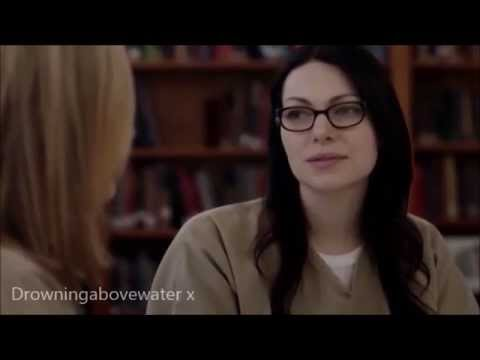 ALL ALEX AND PIPER SCENES / SEASONS 1 & 2 / OITNB