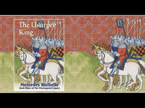 The Usurper King Book Trailer