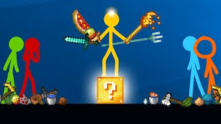 Lucky Blocks - Animation vs. Minecraft Shorts Ep 19