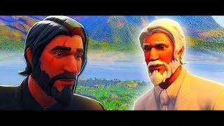 How John Wick Met His Father - A FORTNITE SHORT FILM - Video Youtube