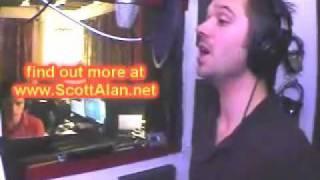 Danny Calvert - Kiss the Air (Live)