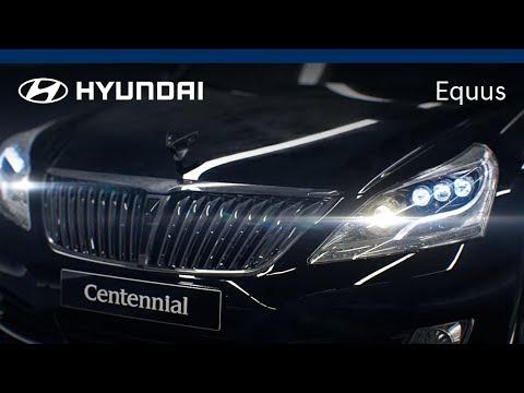 Hyundai  Equus Седан класса F - рекламное видео 4