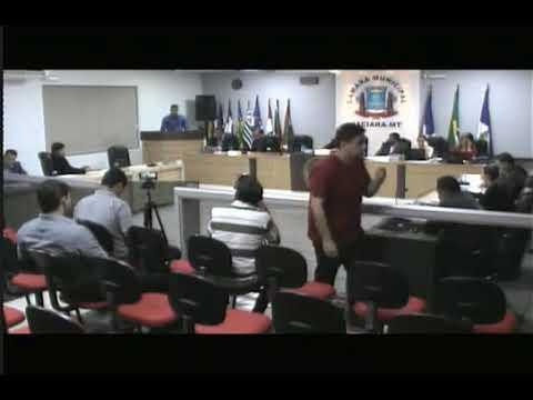 Sessão Ordinária - 07/11/2017