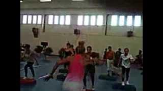 preview picture of video 'Ducky Gym @ Tuscia Fit Festival - Betta Parisi Body Condition (1)'