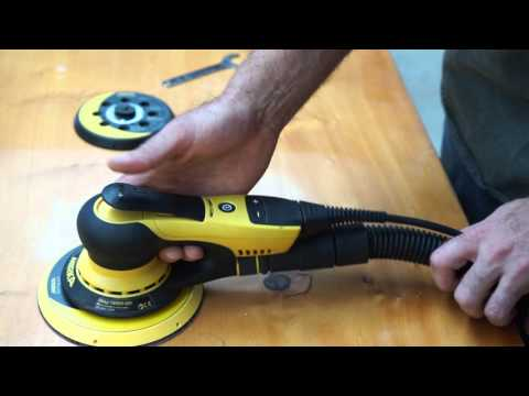 Introducing the Mirka Deros Orbital Sander
