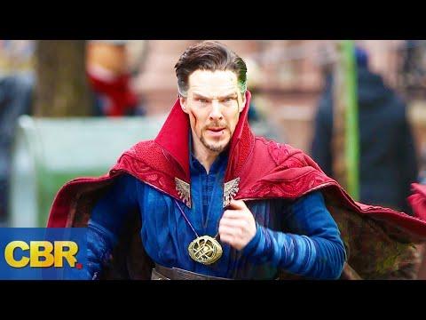 10 Reasons Why Marvel's Doctor Strange Is SUPER Important For Avengers 4