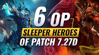 You Should Start PICKING These OP Heroes - Dota 2 Tips