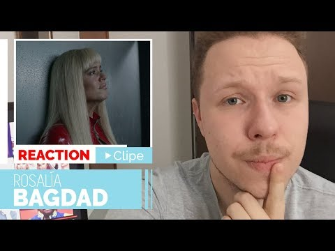REACTION | ROSALÍA, BAGDAD (CAP. 7: LITURGIA) || Despretensioso