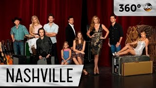 "Songwriter Sarah Siskind Sings ""Keep Me Alive"" - Nashville (360 Video)"