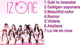izone mini album tracklist - मुफ्त ऑनलाइन