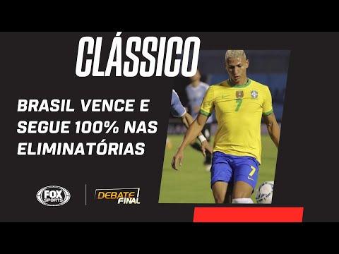 SELEÇÃO DO TITE CONVENCEU? DF analisa vitória diante do Uruguai