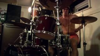 The Dresden Dolls - Necessary Evil, Brian pre-tour practice