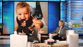 Josh Duhamel On His Baby